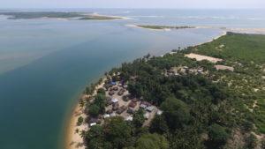 Baki - Turtle Islands main village